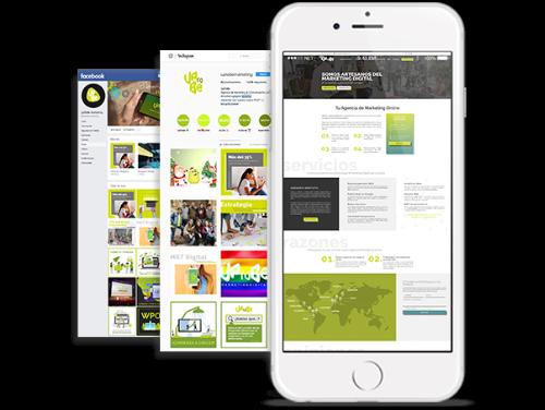 agencia marketing digital online en madrid