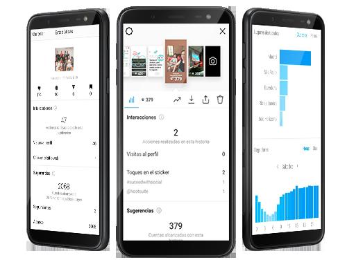 agencia de social media madrid herramientas de instagram