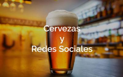 Cervezas y redes sociales
